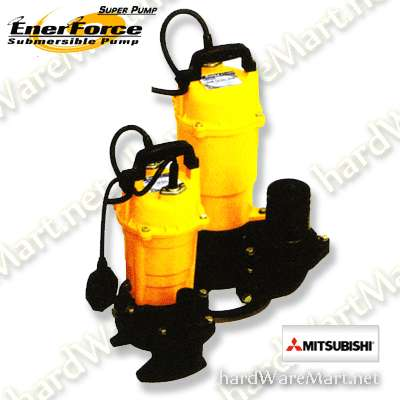 Mitsubishi Sewage Submersible Pump
