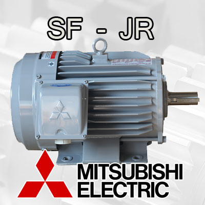 SF-JR Series  1/4 - 125 HP  3PH          2P, 4P, 6P   IP55     B5