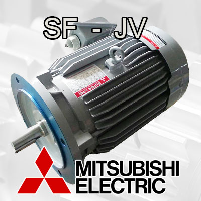 SF-JV Series  15- 40HP  3PH   2P, 4P,    IP55    B5