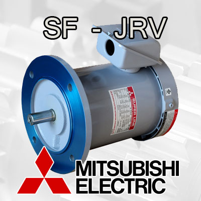 SF-JRV Series  1/2 - 30 HP  3PH  2P, 4P, 6P   IP55  B5