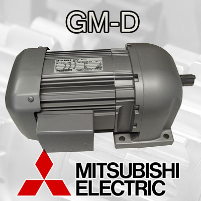 GM-D Series    1/2 HP- 10 HP  200/380V.  3phase  Foot Mounted